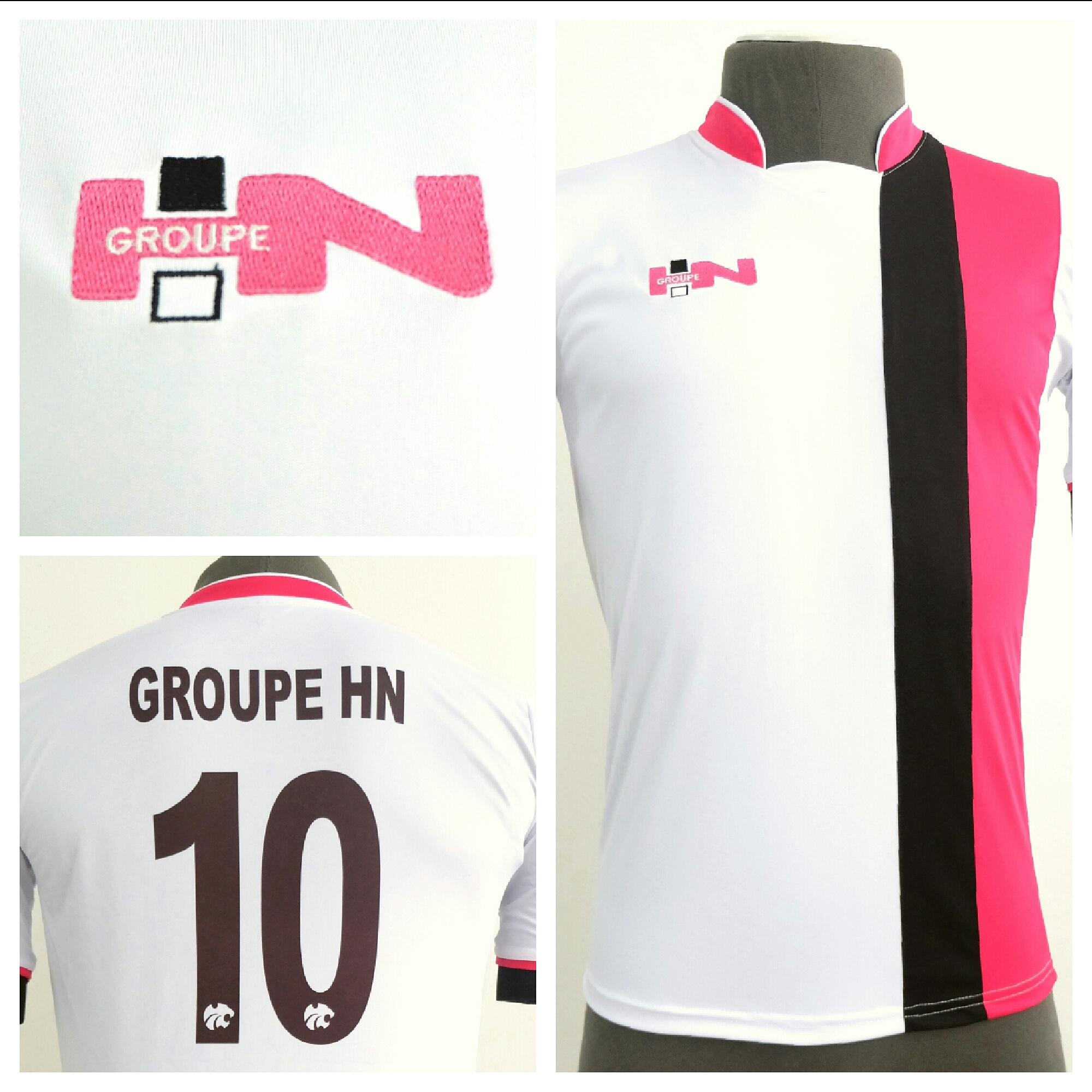 Creer un maillot de foot personnalis pour votre club - Cadre maillot de foot ...
