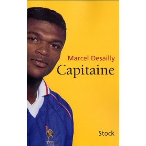 Livre Capitaine Marcel Desailly
