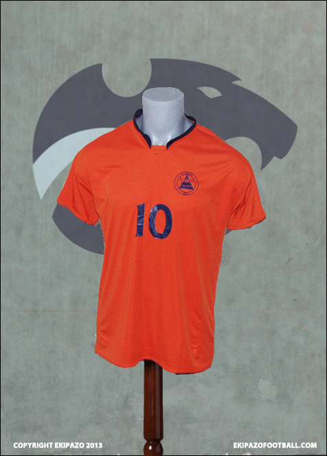 Maillot Foot Orange Cruzeiro